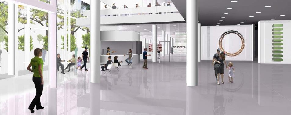 Simulació del centre