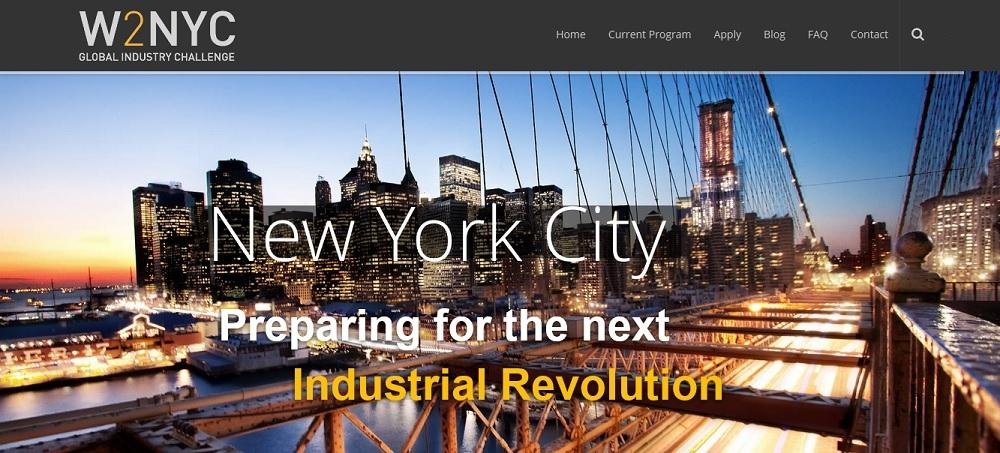 El programa W2NYC Global Industry Challenge se celebra del 12 al 14 de maig a Nova York