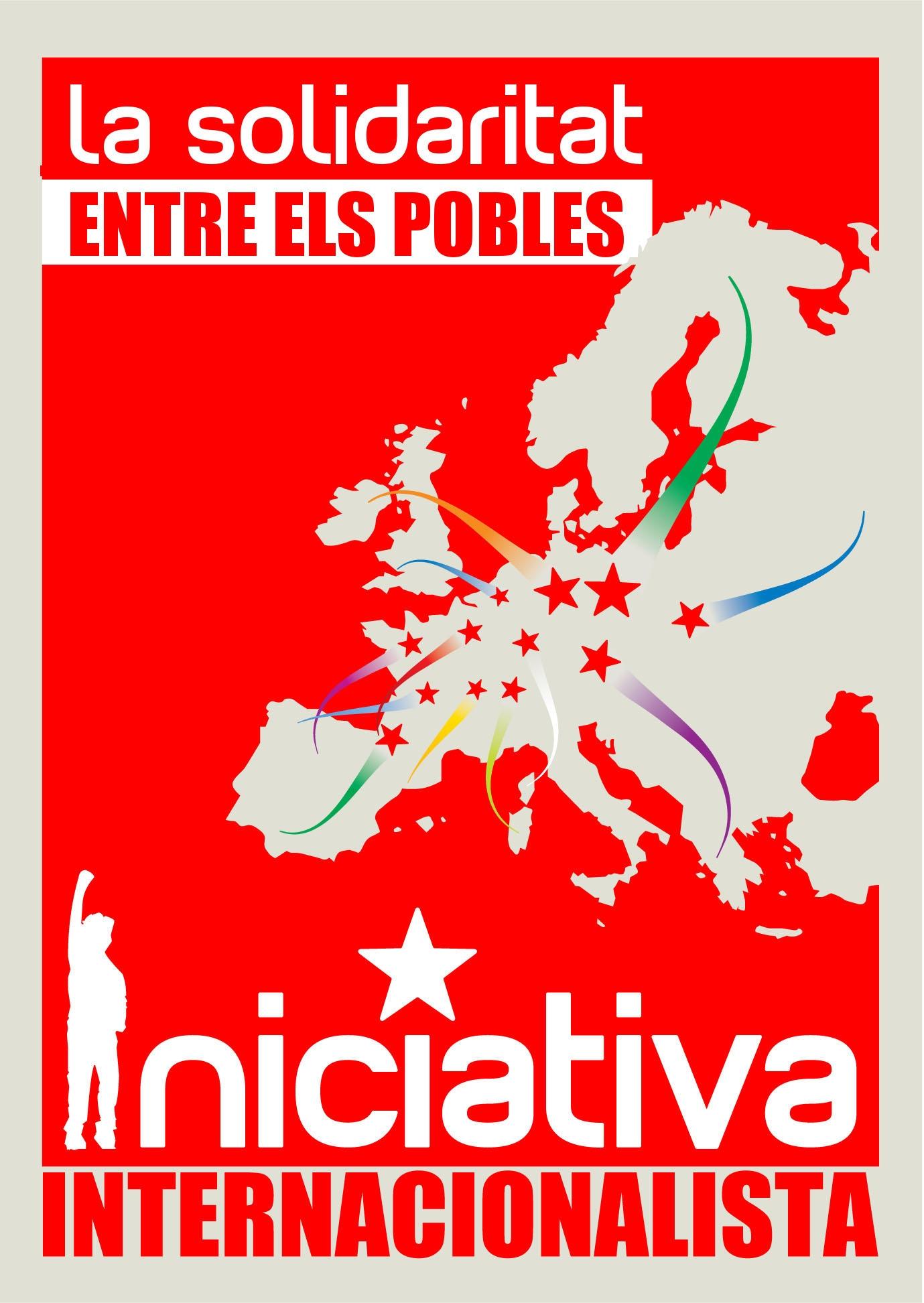 Iniciativa Internacionalista aplega col·lectius d'Aragó, Euskal Herria, Galícia, Catalunya, Cantàbria, Astúrias, de la resta de l'estat i també internacional