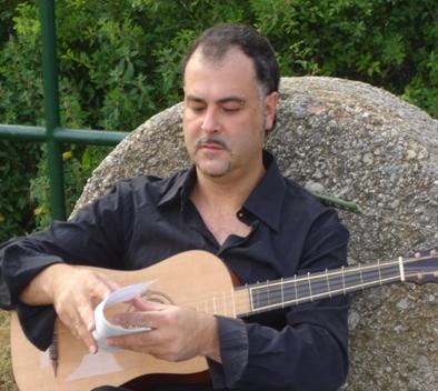 El guitarrista i professor del curs David Murgadas