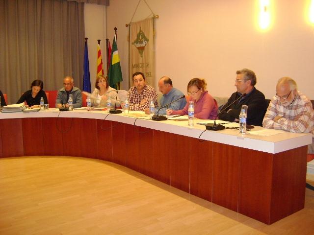 L'oposició no ha recolzat la modificació de les ordenances a Vilanova
