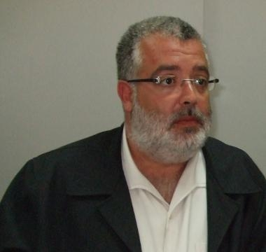 Xavier Boquete, president comarcal d'UDC