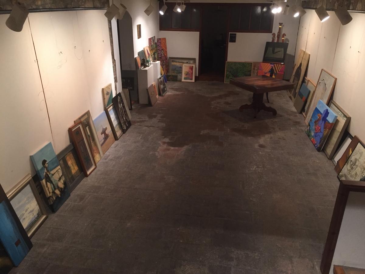 Exposició de comiat, l'11 de desembre de 2015