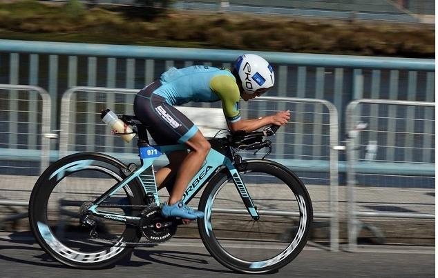Noguera va marcar distàncies a la prova de ciclisme