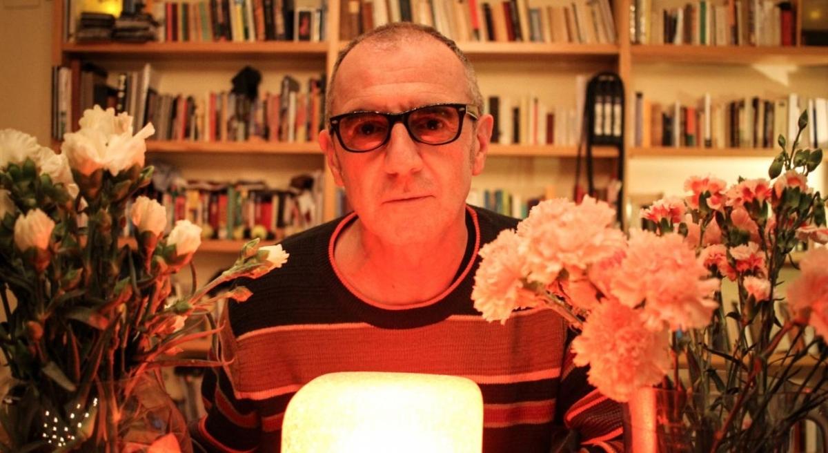 El músic osonenc, en una imatge promocional