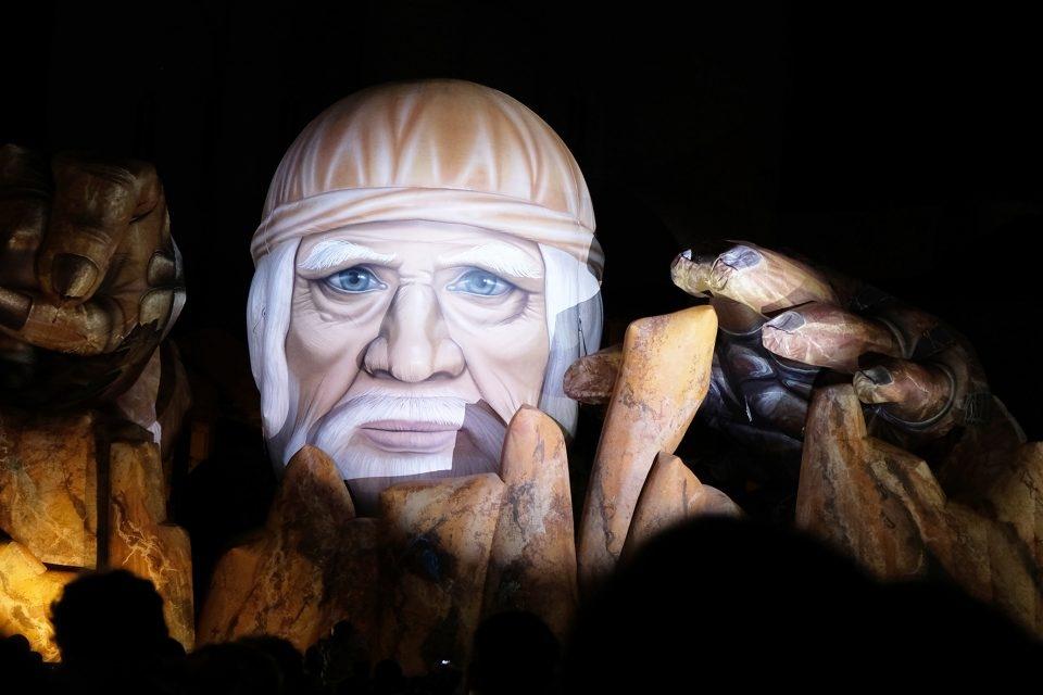 'Leonardo, somnis i malsons', es veurà al Parc Central
