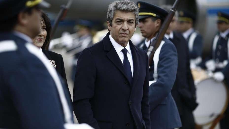 Darín, ara president d'Argentina