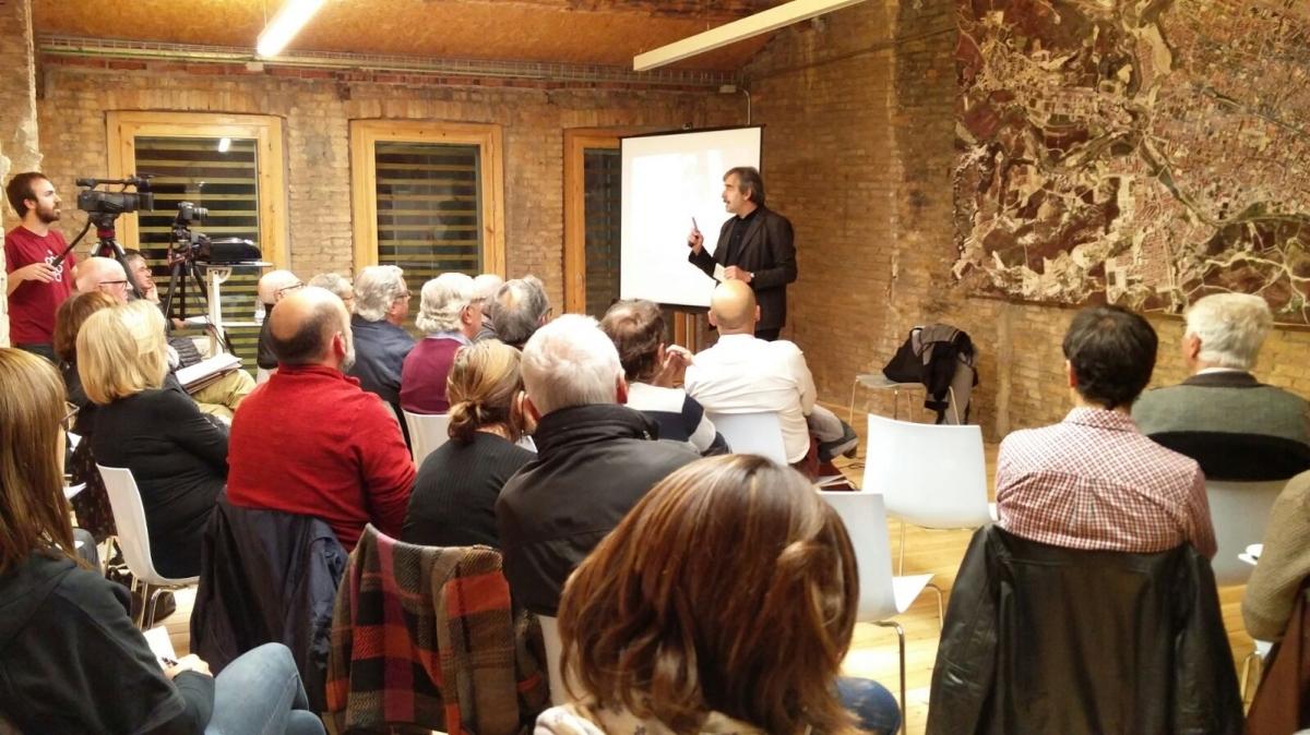 La darrera sessió de participació ciutadana, a l'Adoberia Bella
