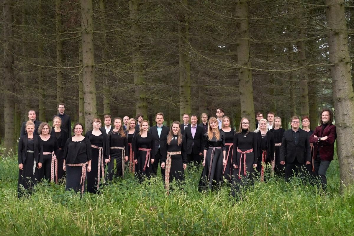 Els cantants, en una imatge d'arxiu