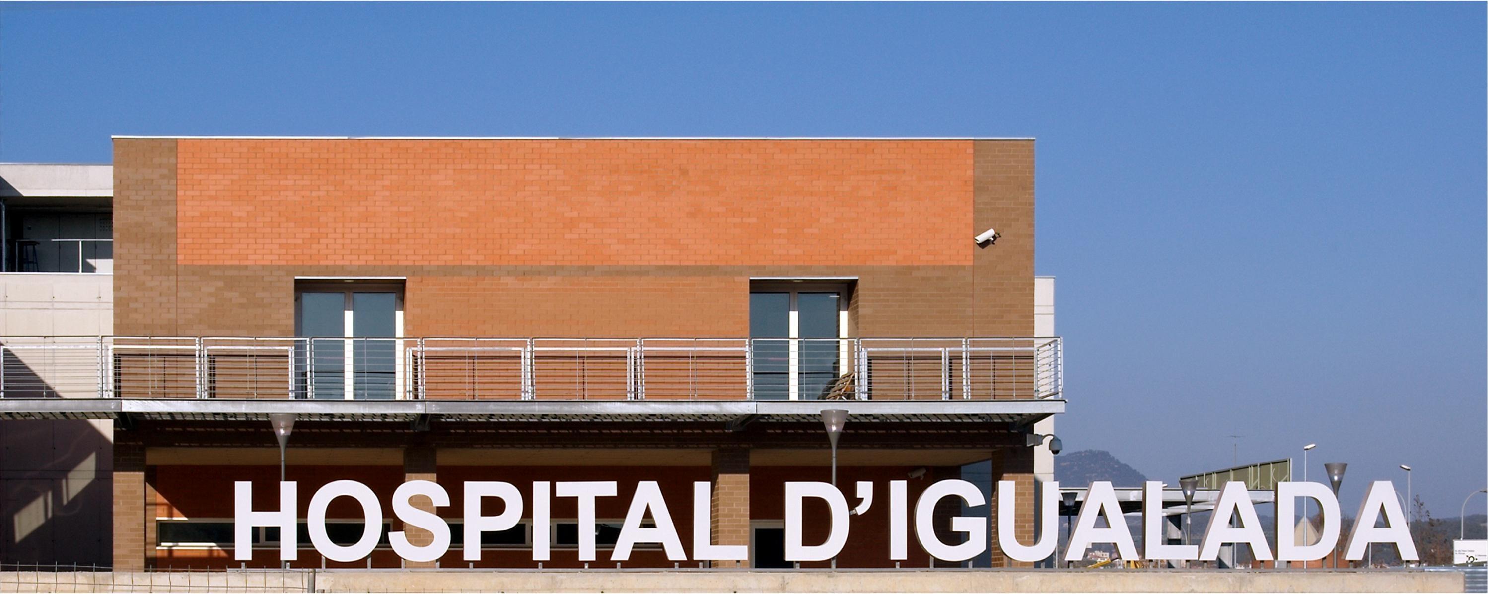 Resultat d'imatges de hospital d'igualada