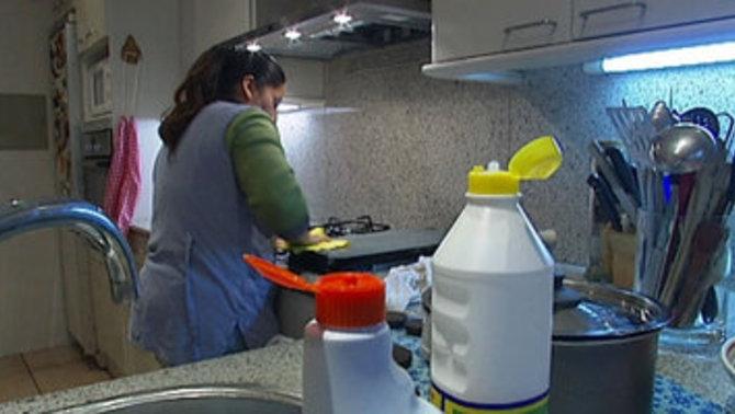 Les dones, quasi 3/4 de les que tenen contractes parcials FOTO: CCMA