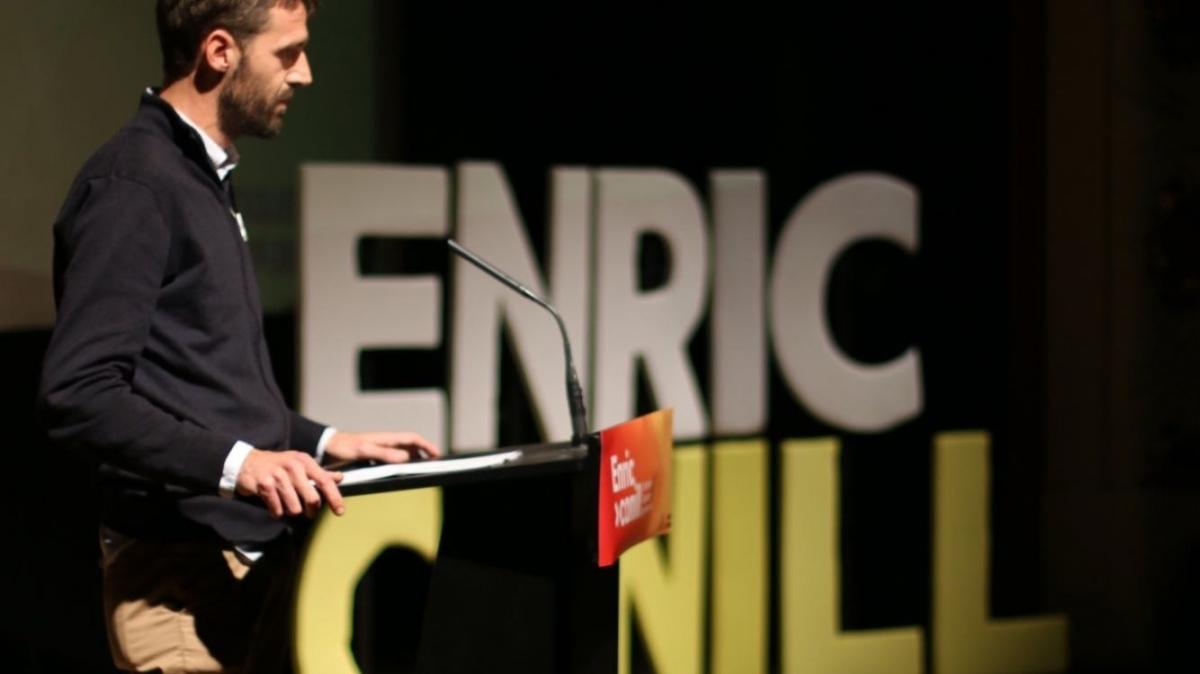 Enric Conill, número u