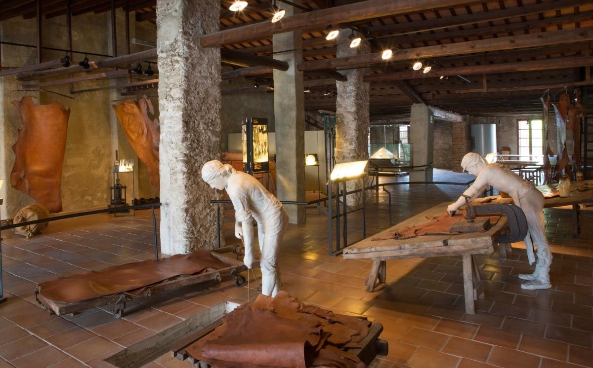 'L'ofici d'adober', una de les exposicions permanents al Museu