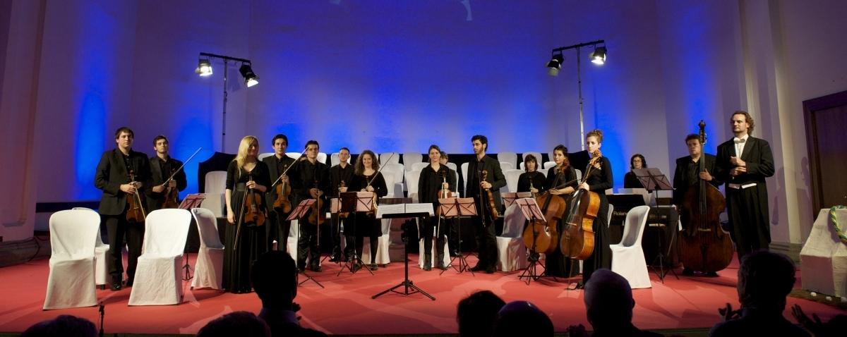 El Cor Orquestra Harmonia, en una imatge d'arxiu