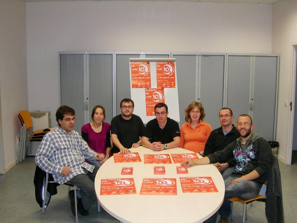 El grup de Lleure La Clau ha presentat la ruta aquest dilluns