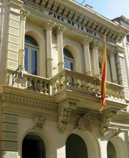 L'Ajuntament capelladí FOTO: Pobles de Catalunya