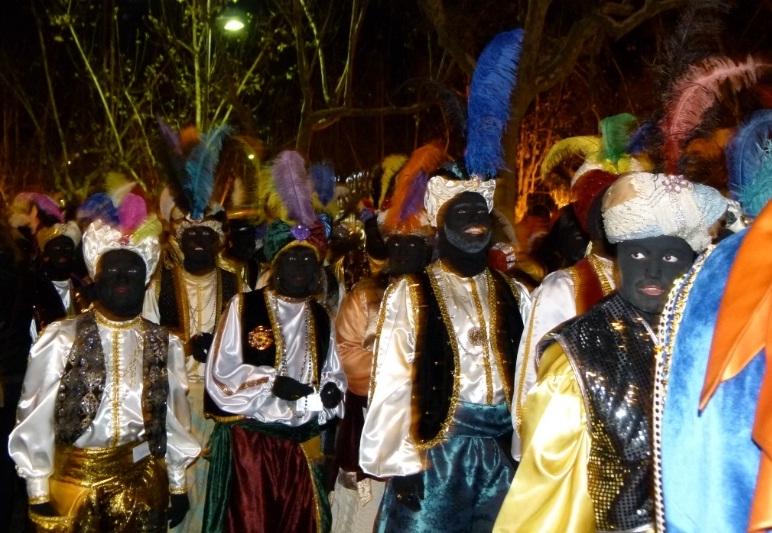 Els patges de Baltasar, la majoria dels que hi ha a Igualada