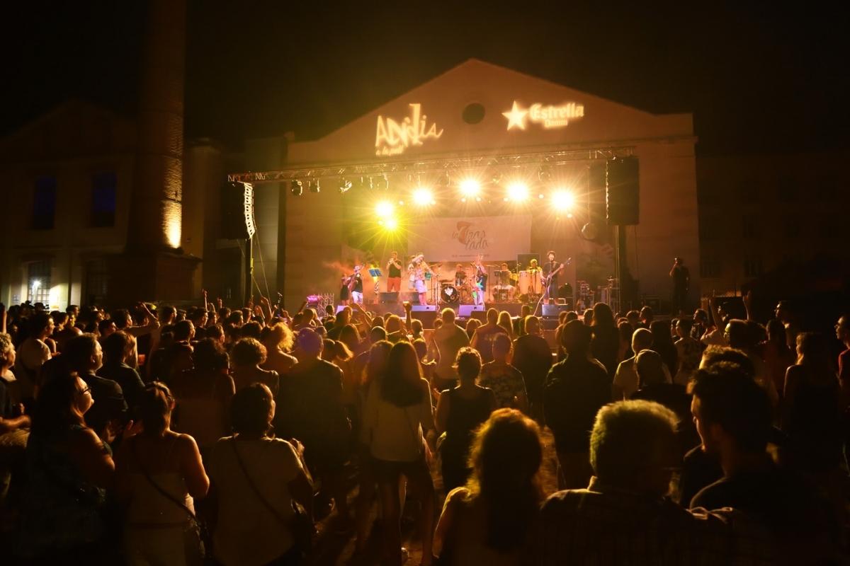 Celebració del festival Anòlia 2017