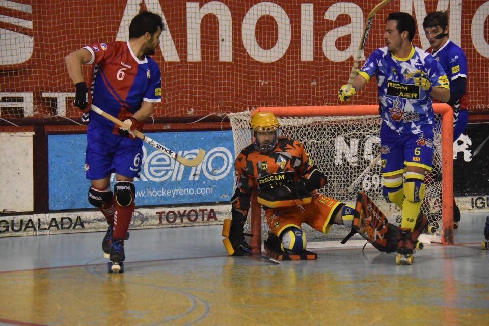 Bars aconsegueix el 3-1 amb un gol espectacular (Foto: X. Garcia)