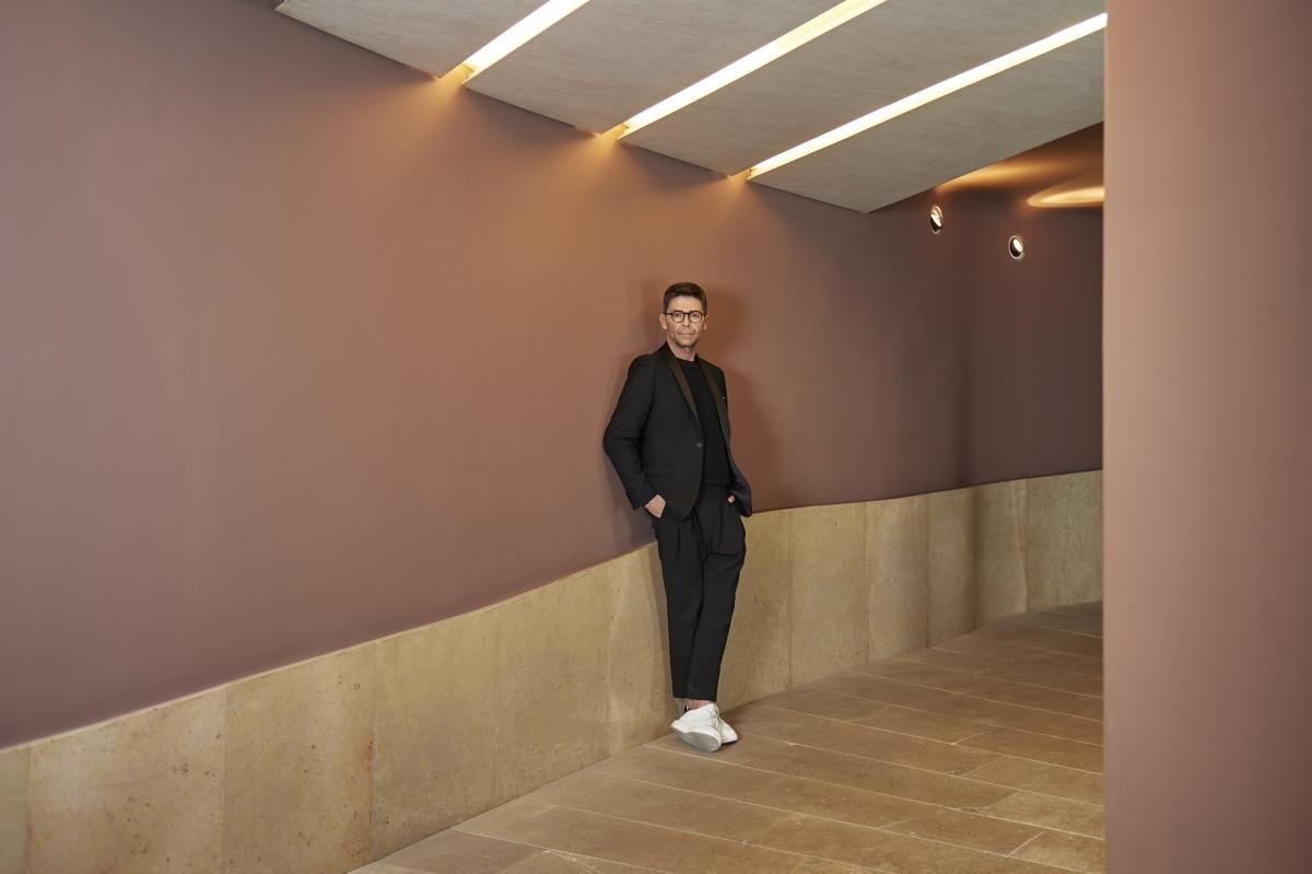 Un dels dissenys de la firma Escorpion (Foto: 080 Barcelona Fashion)