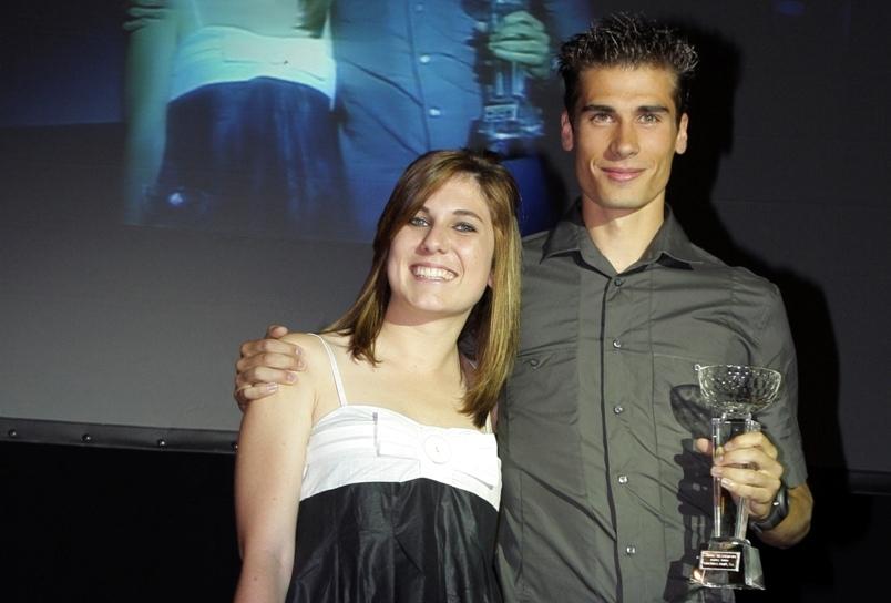 Ester Montaner i Víctor Montaner, escollits millors esportistes de l'any