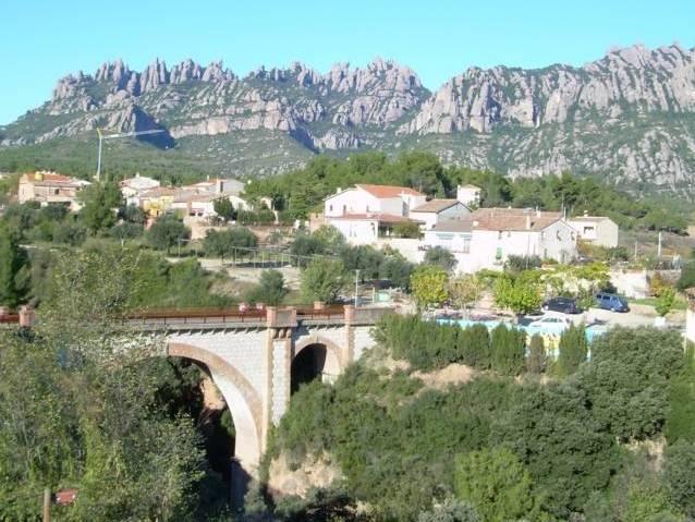Vista de El Bruc