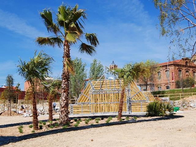 Nou parc a Masquefa