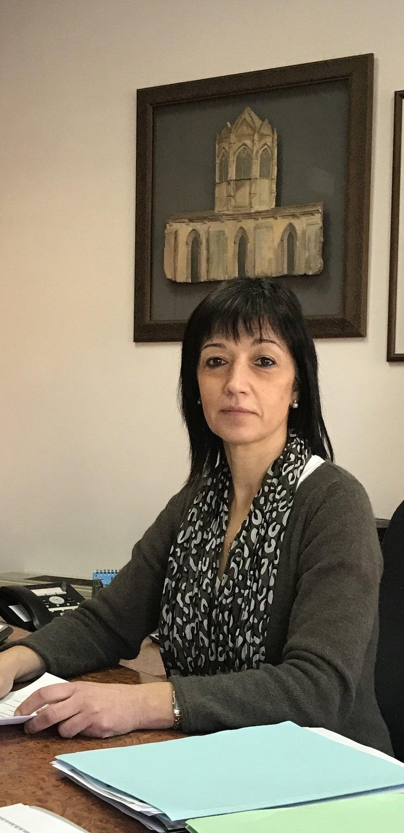 L'alcaldessa, Maribel Ferrer