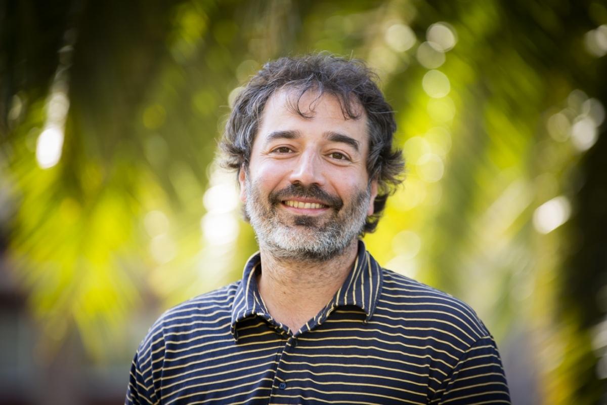 Ramon Giné, director del certamen FOTO: ICEC