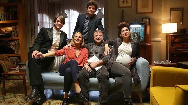 El planter d'actors d''El nom', produïda per TV3
