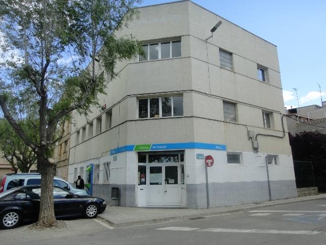 L'Oficina de Vilanova, a la plaça dels Horts
