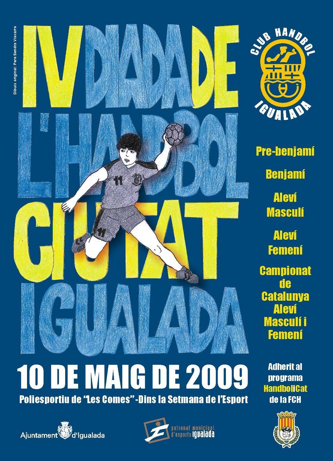 Diada de l'Handbol 'Ciutat d'Igualada'