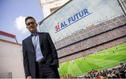 L'empresari granollerí pot ser president del Barça el 2021