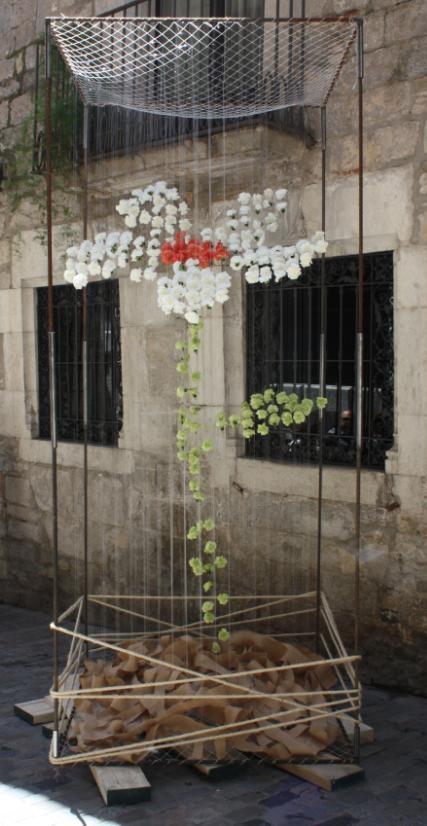 Tres igualadins exposen a girona temps de flors - Interiorista girona ...