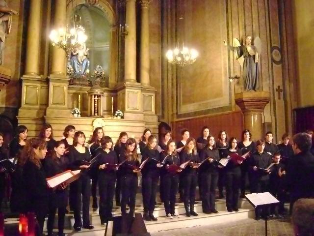 Concert de Nadal de la Coral Xalest