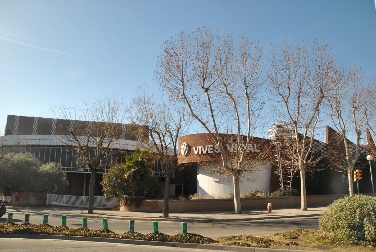 L'edifici històric de la Vives Vidal