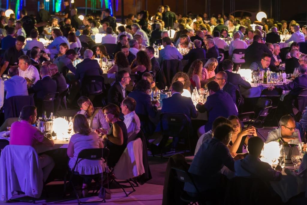 L'edició del 2017 del Sopar, a l'IES Milà
