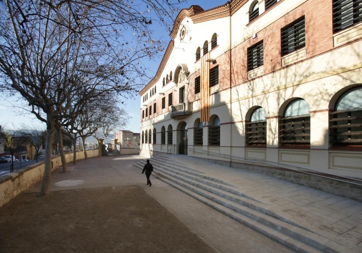 El Garcia Fossas, un dels col·legis on s'executaran les millores