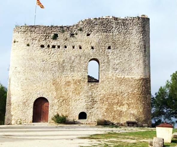 La Tossa, un dels castells més icònics del territori