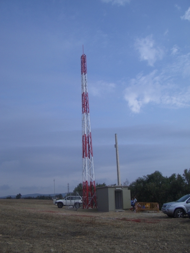 La nova antena
