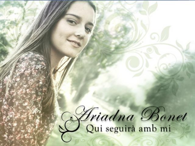 Portada del 1r senzill d'Ariadna Bonet